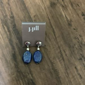 J.jill beautiful stone earring